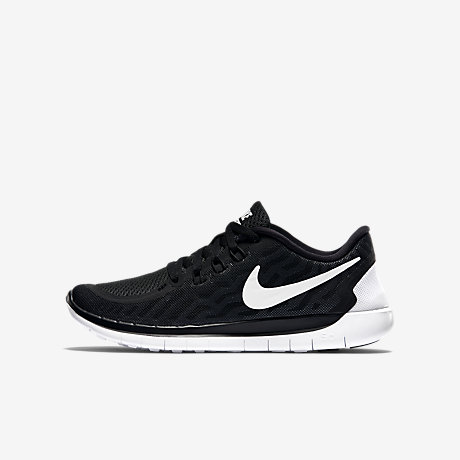 nike free 5.0 kids running shoe