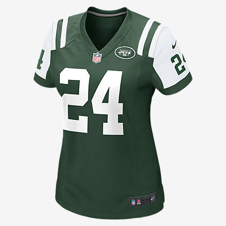 nike toddler new york jets customized team color game jersey