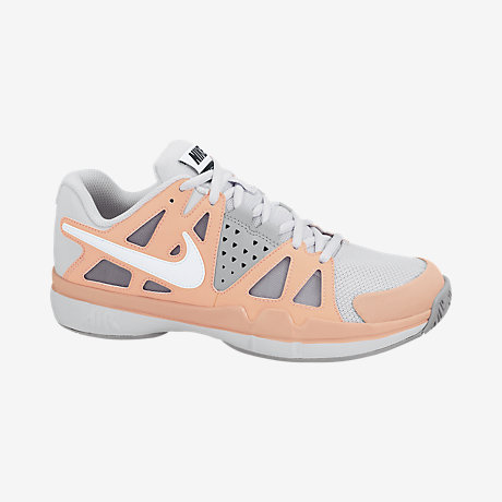 NIKE Women's Air Max Cage Tennis Shoes