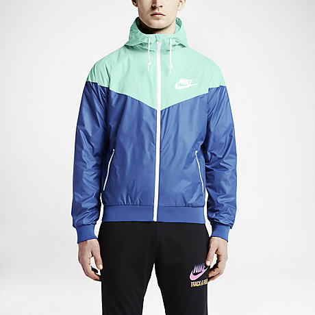 Turtleneck Jacket Nike Nike Windrunner Men's Jacket