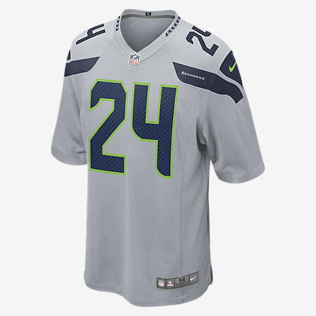 NFL Jersey's Nike Toddler Seattle Seahawks Customized Team Color Game Jersey