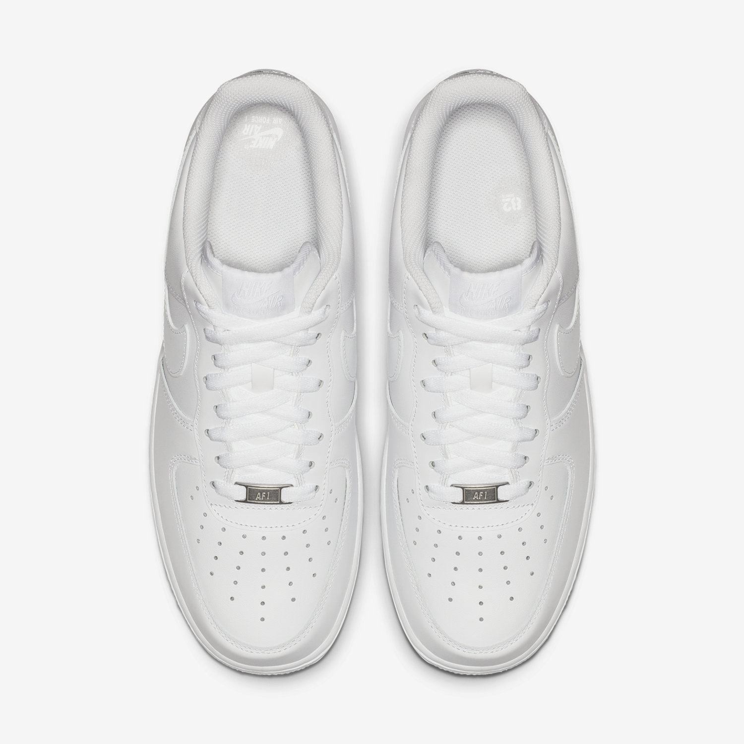 nike air force ones white