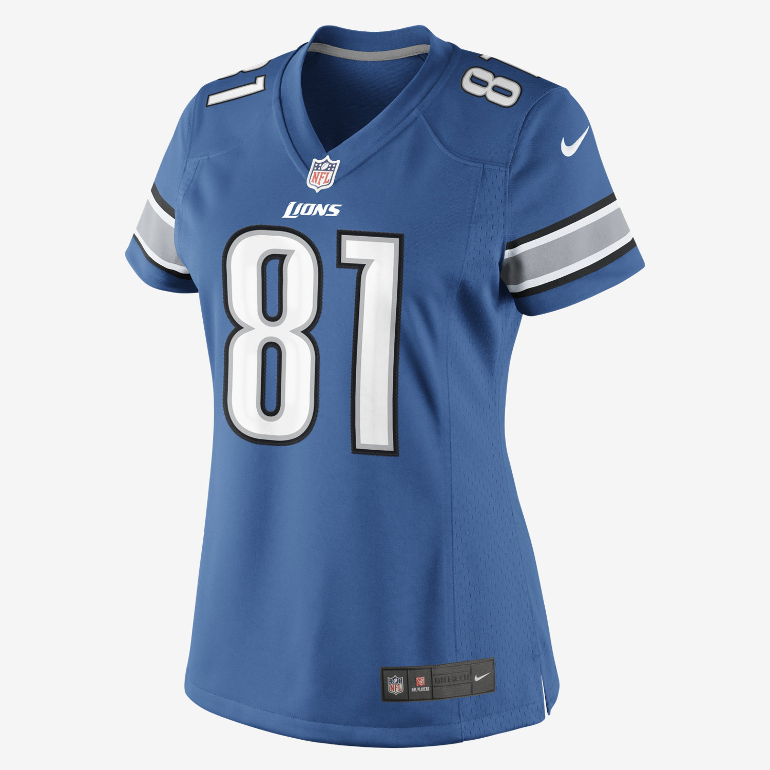 Nike Lions #23 Darius Slay Green Men's Stitched NFL Limited Salute To Service Tank Top Jersey