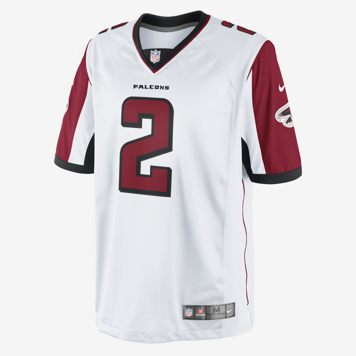 NFL Atlanta Falcons (Matt Ryan) Men's Football Away Limited Jersey ...