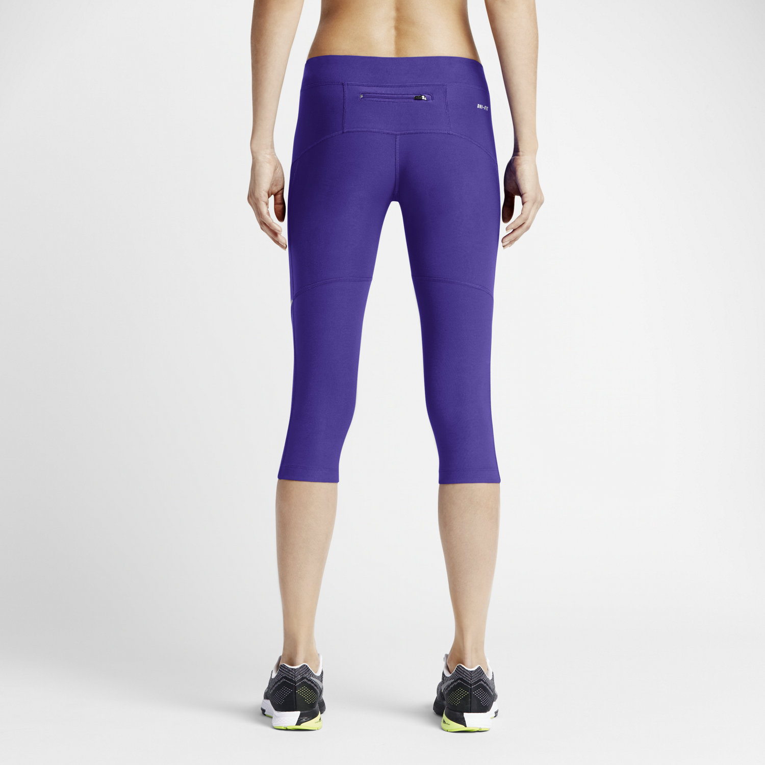 ladies capri sports pants - Pi Pants