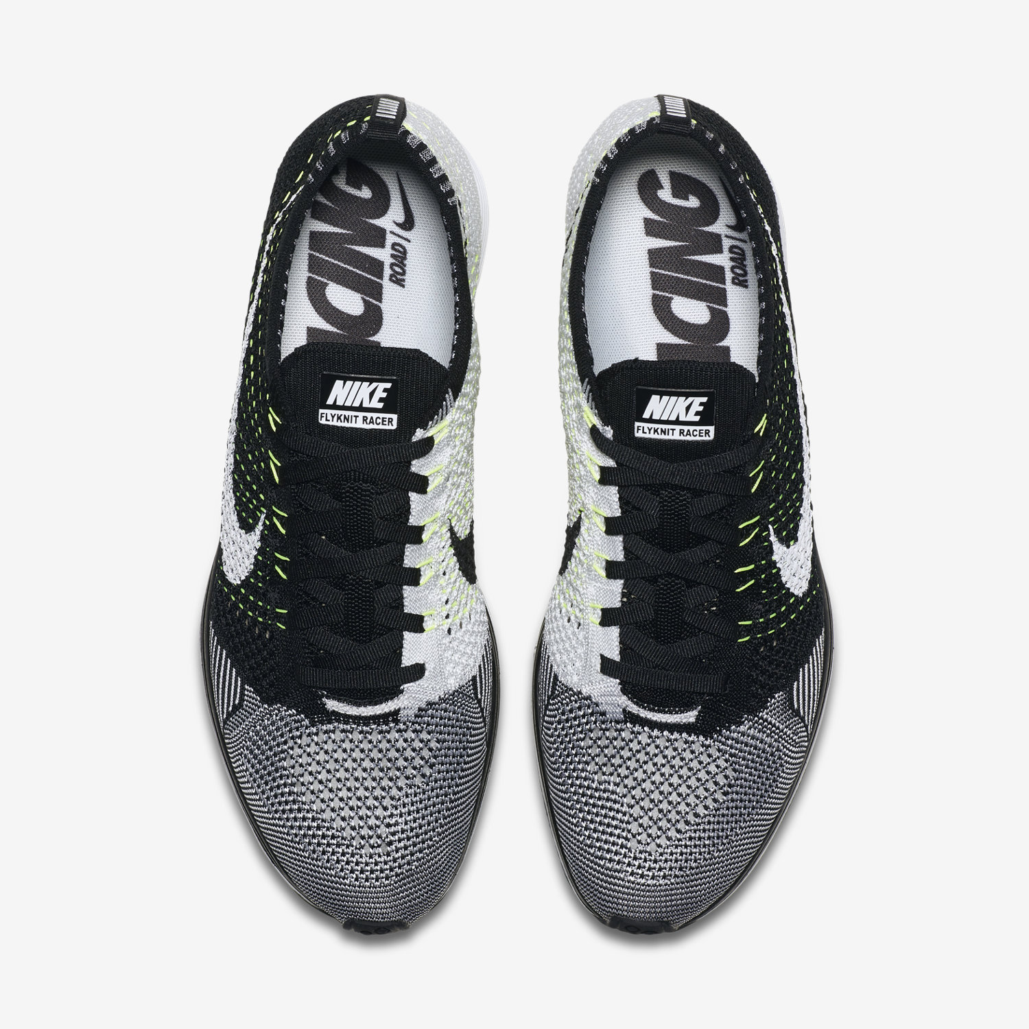 the latest 9f937 a7ccd nike flyknit racer taille comment