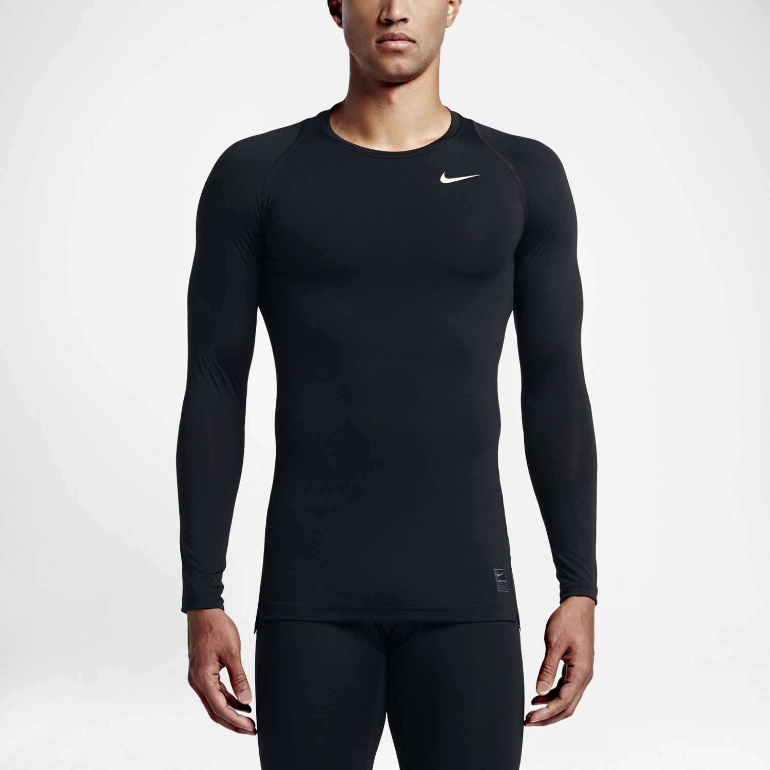 Nike Pro Men's Long Sleeve Training Top. Nike.com