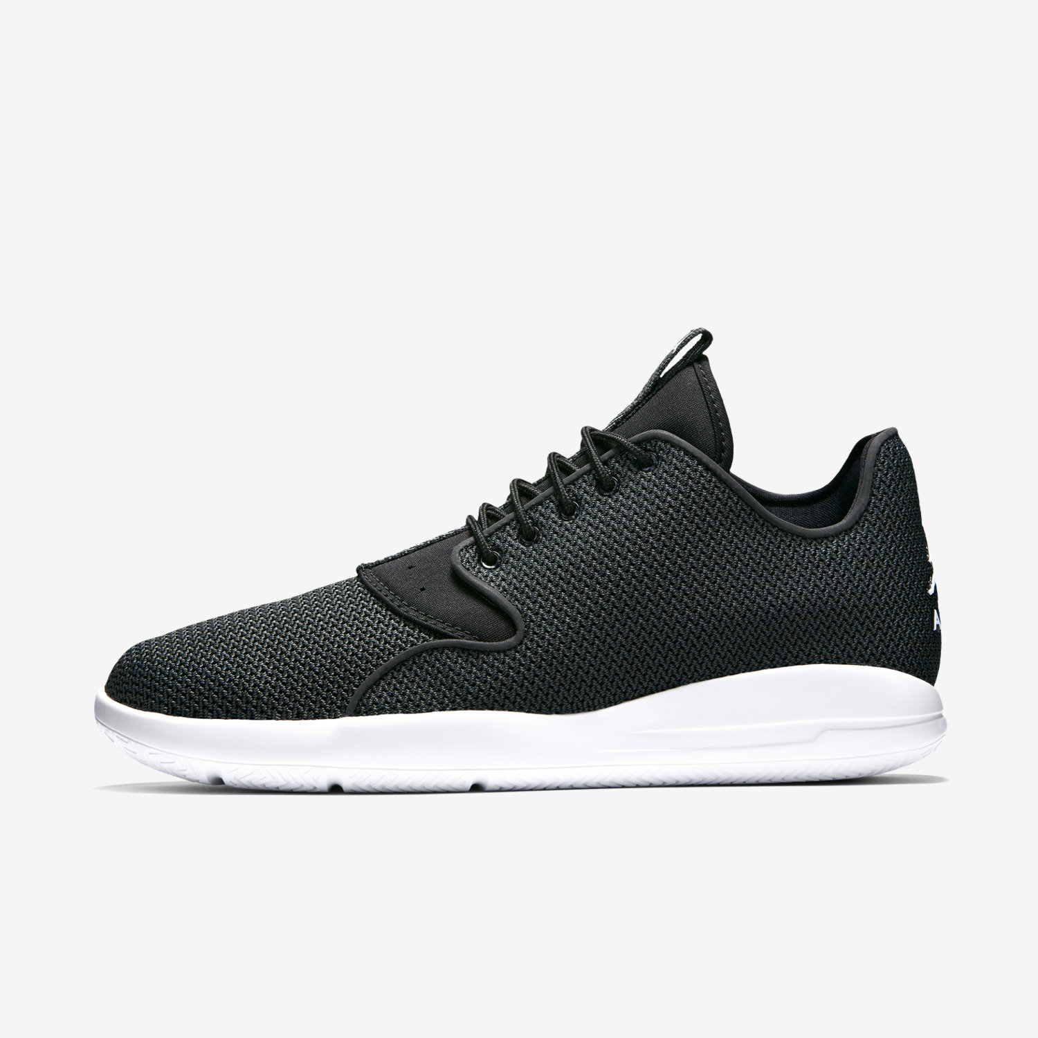 Jordan Eclipse - Men's - Basketball - Shoes - Black/Pure Platinum ...