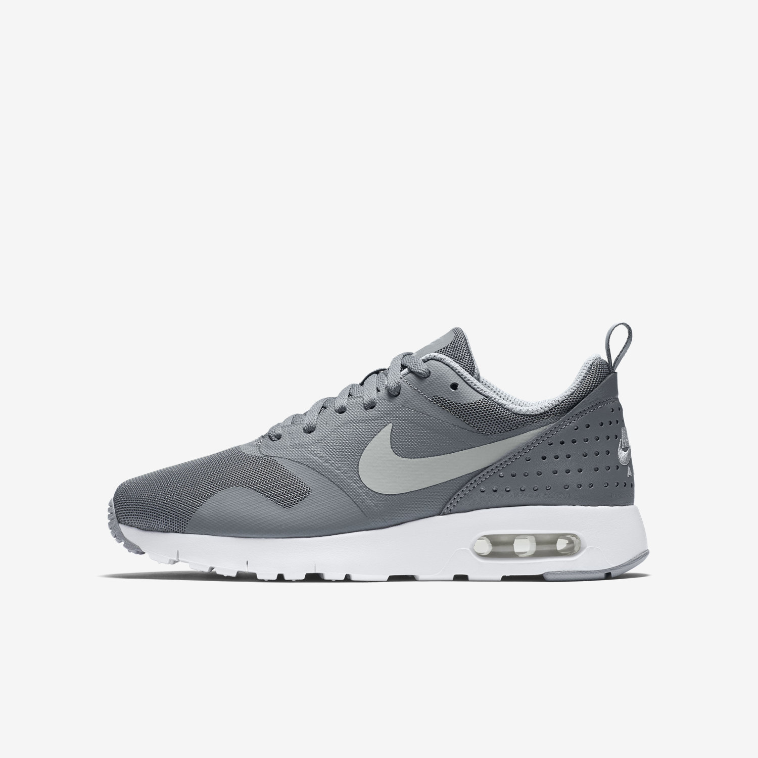 Nike Air Max Chaussure Homme Noir Nouvelle 2011 Collection Rouge