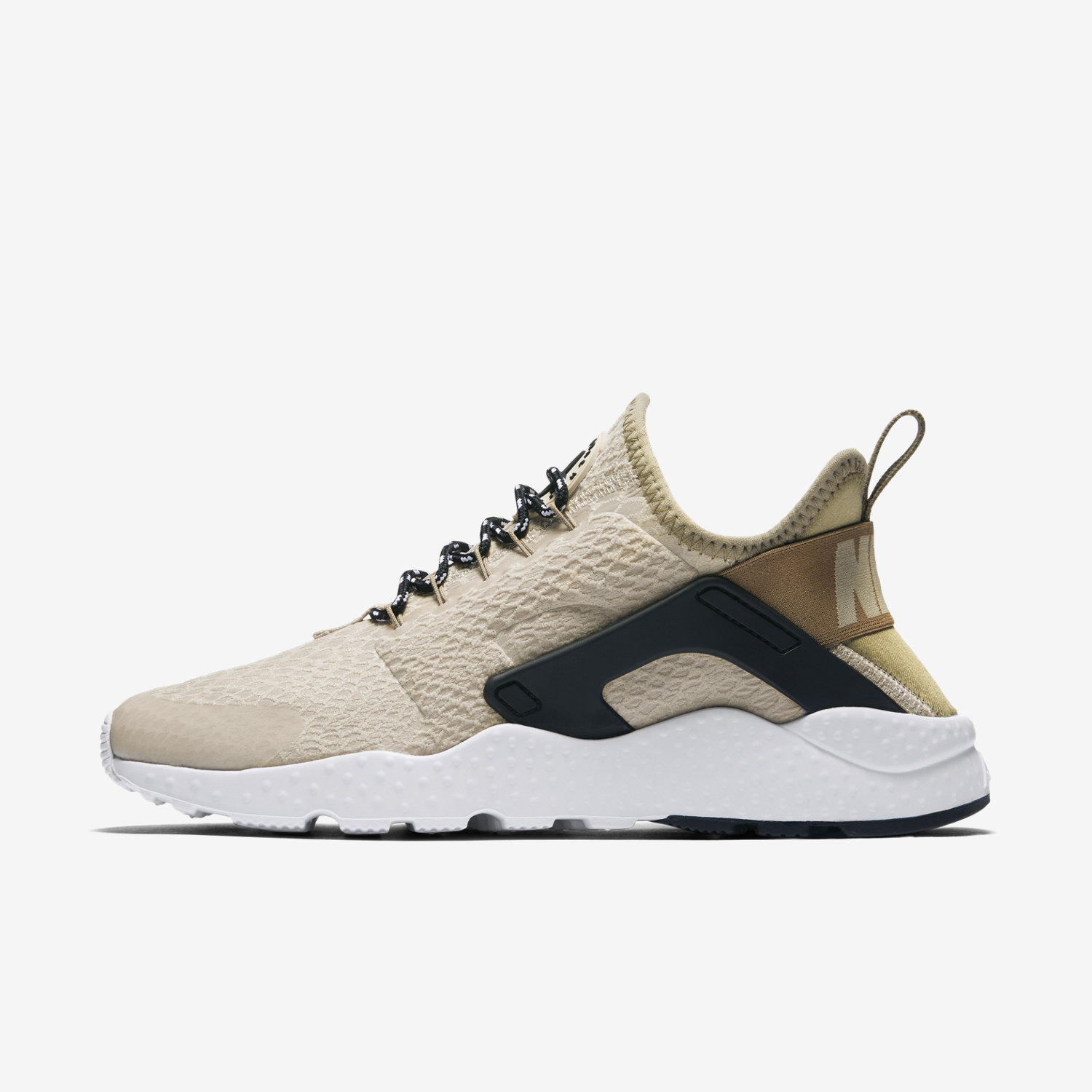 womens nike huarache ultra gold grey