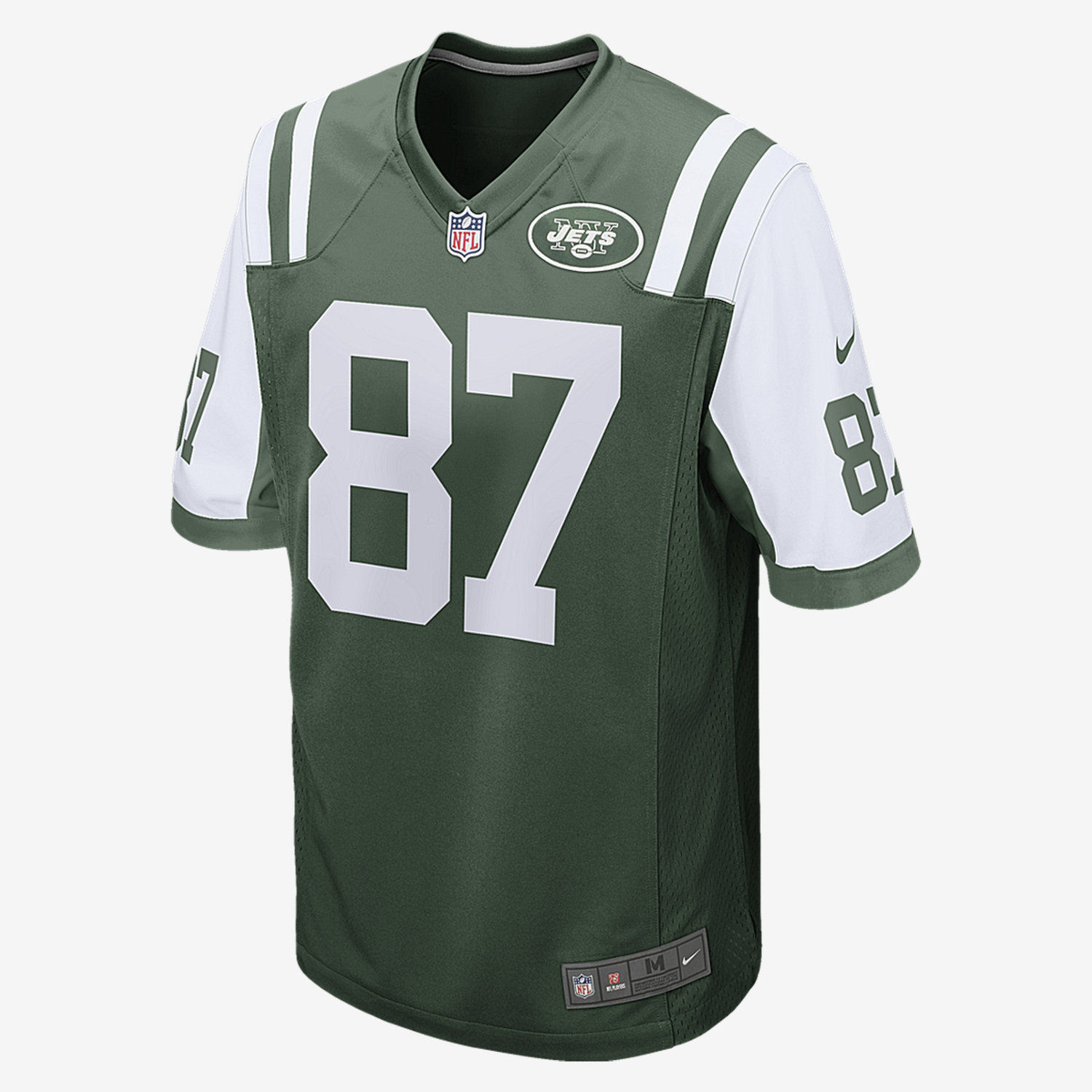 ... low price nfl new york jets eric decker mens football home game jersey.  nike. fbd9dc170