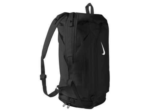 Smart Bag From Nike That Carries However You Want It To Soccer Utility Duffle Has A Tri Carry Strap System With Long Sling For One Shoulder