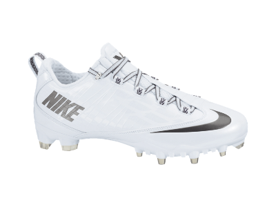 Transition Tyra... Football Cleats White