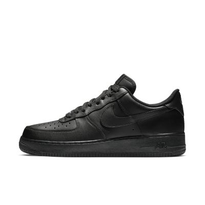 Nike Air Force Black Low