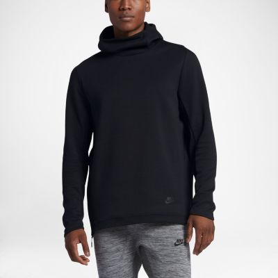 Nike Sportswear Tech Fleece Men's Funnel-Neck Hoodie. Nike.com
