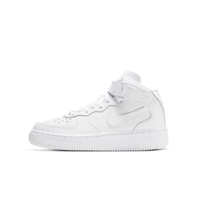 nike air force 1 montante blanche