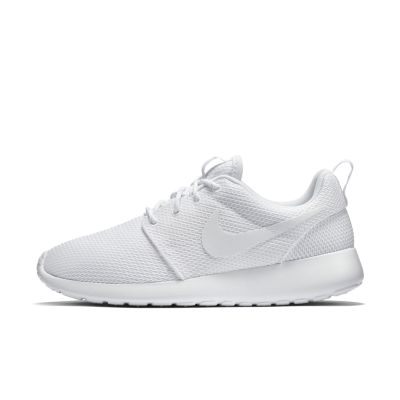white roshes nike