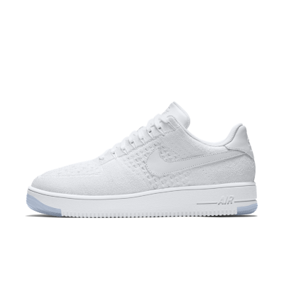 nike air force 1 flyknit low mens shoe nikecom air force 1 flyknit