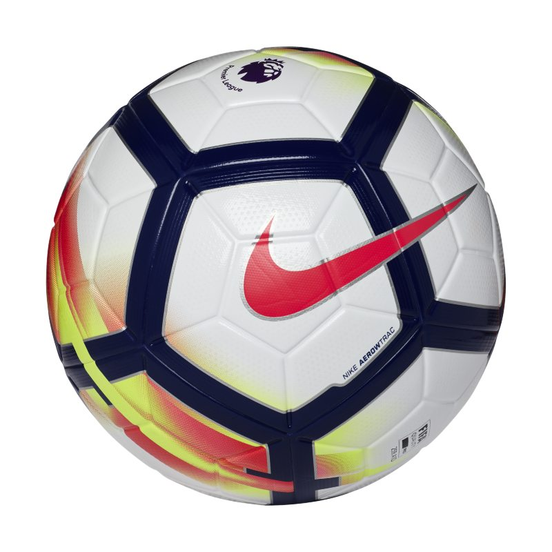 Nike Ordem V Premier League Football - White