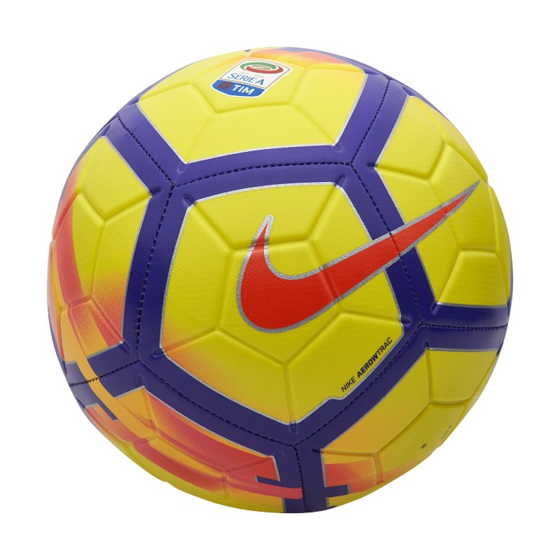 Serie A Strike Football - Yellow
