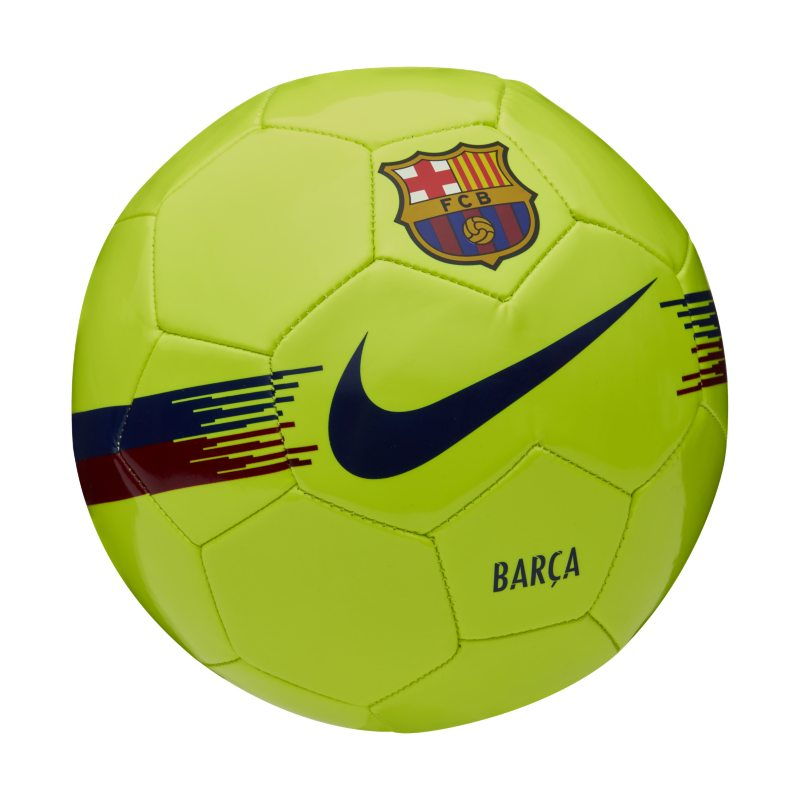 FC Barcelona Supporters Football - Yellow