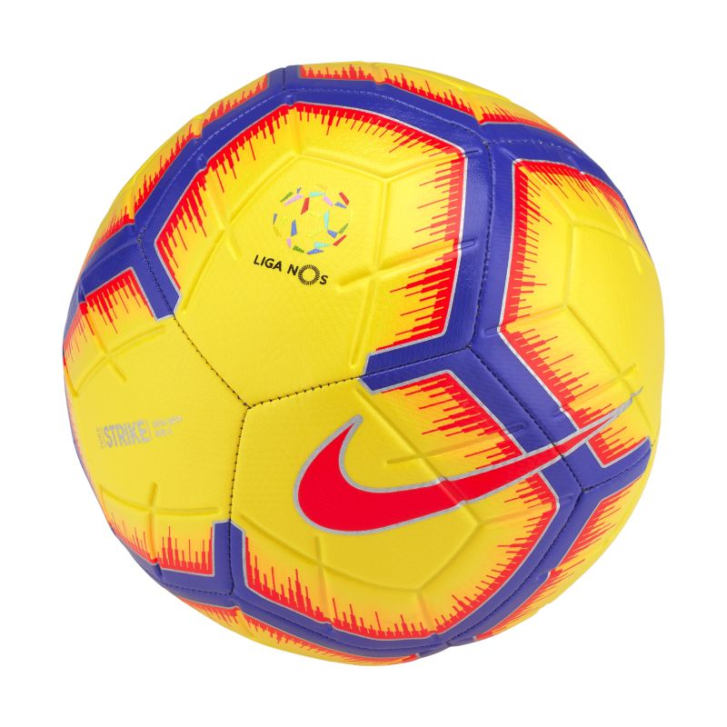 Ballon de football Liga NOS Strike - Jaune