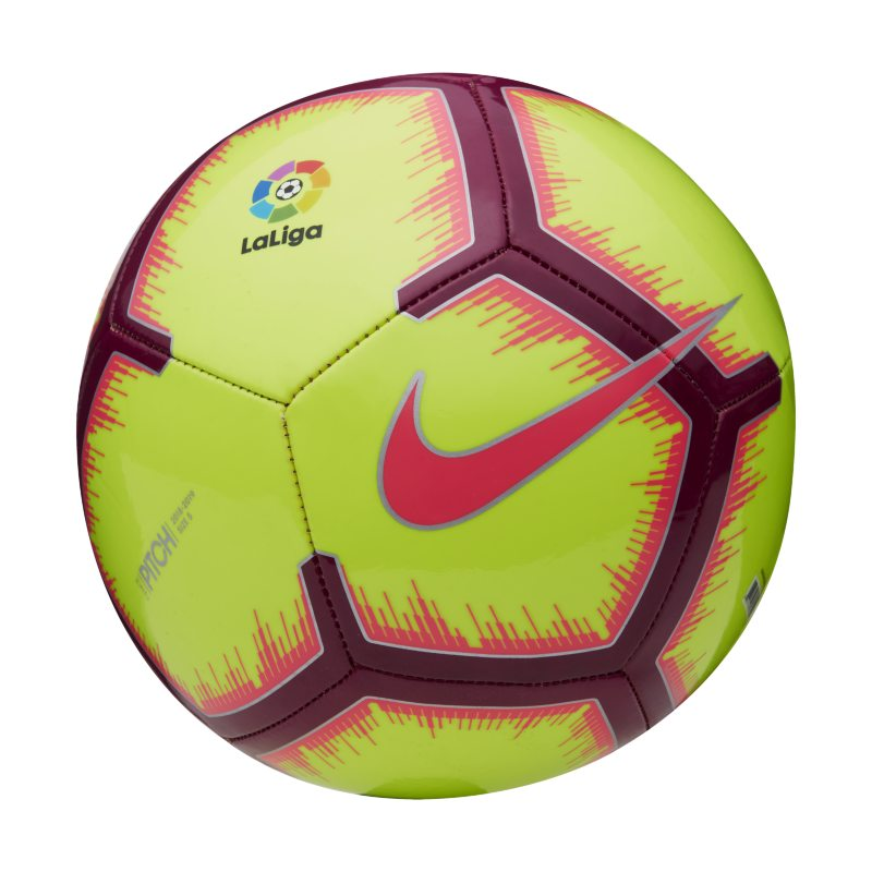 LFP Pitch Football - Yellow