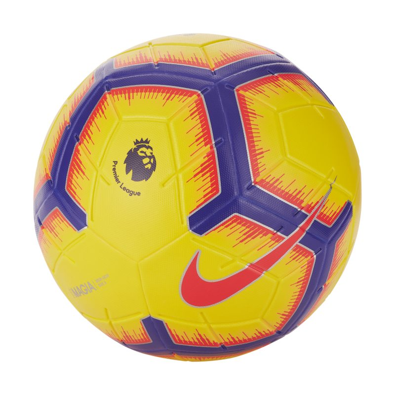 Premier League Magia Football - Yellow