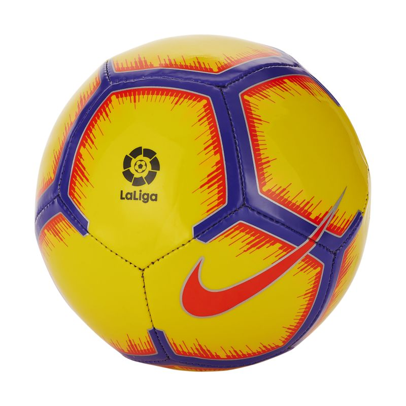 Ballon de football LFP Skills - Jaune