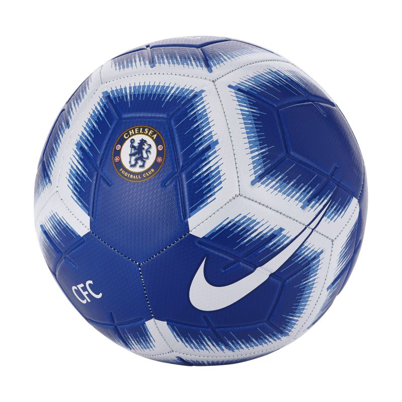 Ballon de football Chelsea FC Strike - Bleu