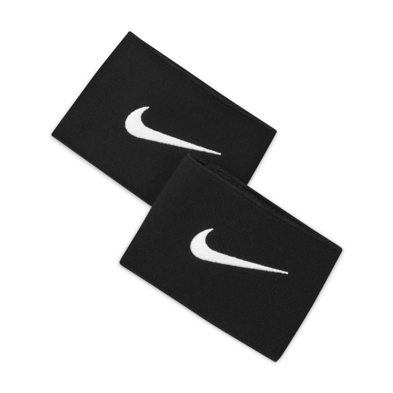 Nike Guard Stay II Football Straps - Black