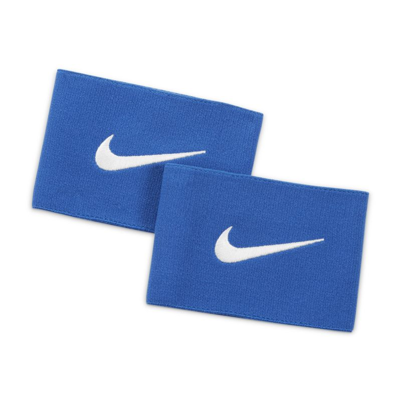 Image of Fascette da calcio Nike Guard Stay II - Blu