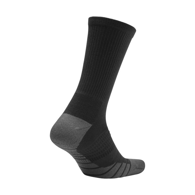 Nike Performance Cushion Crew Golf Socks - Black