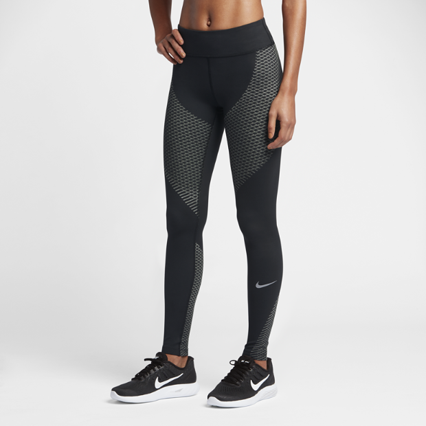 nike zonal strength women 39 s running tights. Black Bedroom Furniture Sets. Home Design Ideas