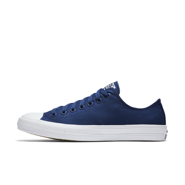 The Converse Chuck Taylor All Star II Low Top Unisex Shoe.
