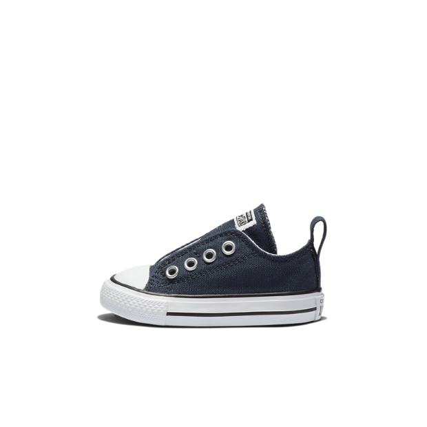 The Converse Chuck Taylor All Star Simple Slip Low Top (2c-10c) Infant/Toddler Shoe.