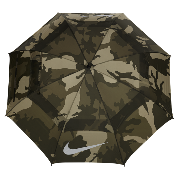 "The Nike 68"" WindSheer Auto-Open Golf Umbrella."