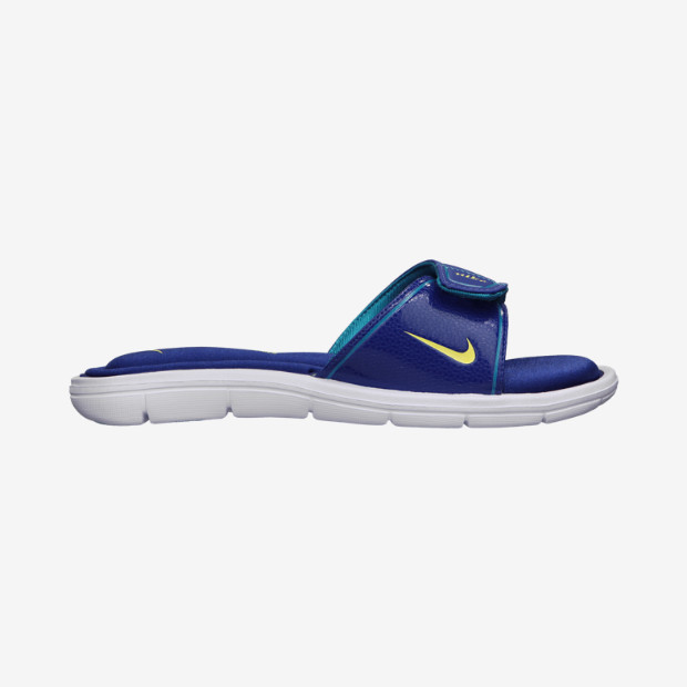 Wonderful NIKE WMNS COMFORT SLIDE Style 360883 Size 8 M US WOMENS By Nike $2999 Kick Back And Relax In The Nike Comfort Womens Slide, The Perfect Treat For Tired Feet Molded Multistrap Upper Cushioned EVA Midsole Contoured