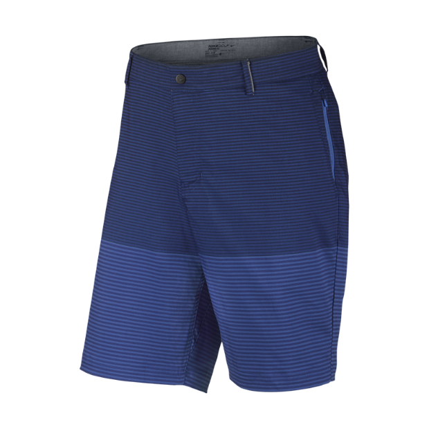 The Nike Modern Printed Men's Golf Shorts.