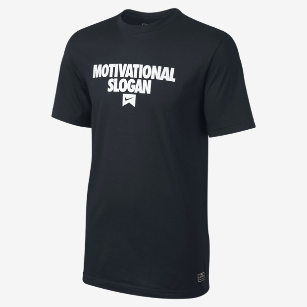 The Gallery For Nike Slogan Shirts