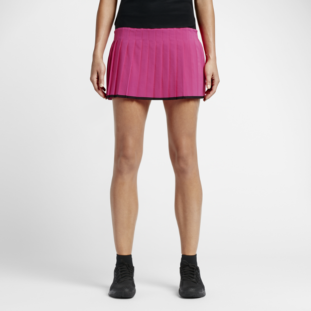 The NikeCourt Victory Women's Tennis Skirt.