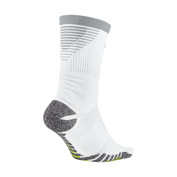 The NikeGrip Strike Cushioned Crew Soccer Socks.