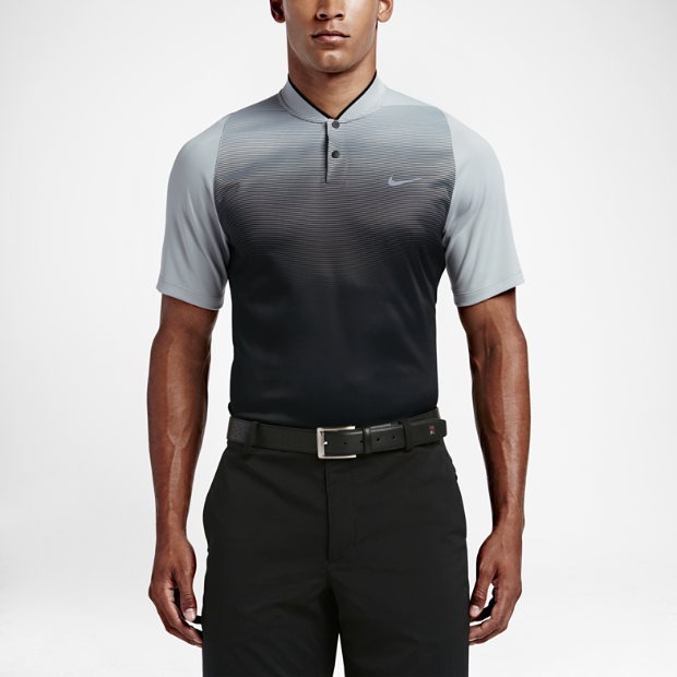 The TW Velocity Max Sphere Print Men's Golf Polo.