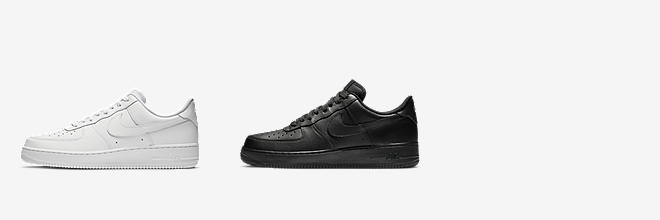 Air Force One Low Schwarz