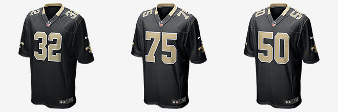 New Orleans Saints Jerseys, Apparel & Gear. Nike.com