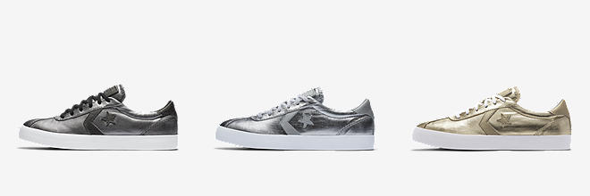 Converse Breakpoint Leather Low Top Unisex Shoe