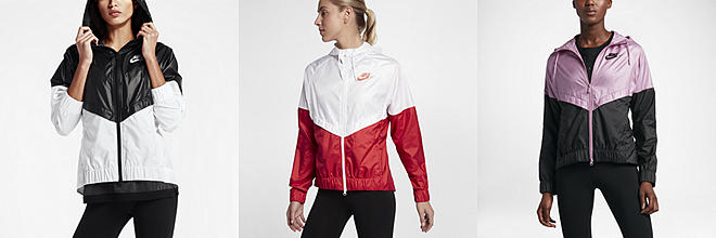 Women S Jackets Windbreakers Amp Vests Nike Com