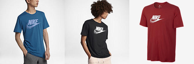 Next. 3 Colours. Nike Sportswear Futura. Men's T Shirt