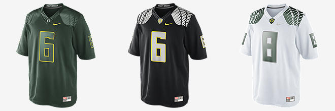 Nike College (Oregon) Limited Jersey