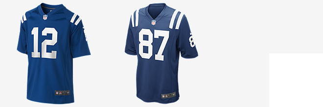 NFL Indianapolis Colts Game Jersey (Andrew Luck)